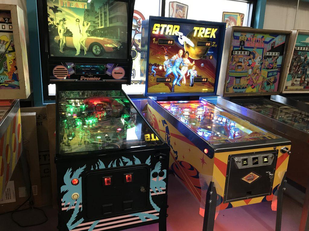 Sold 1978 Bally Star Trek Pinball Restorations