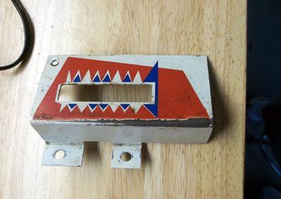 Pinball machine part