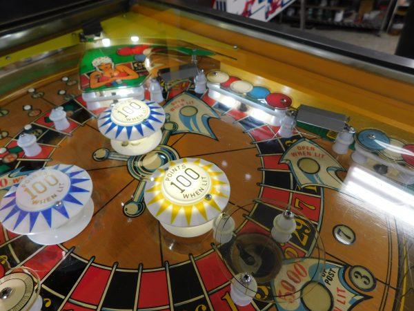 Pinball Restorations, Bally Monte Carlo