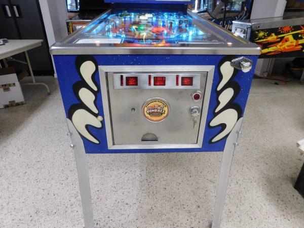 Pinball Restorations, Gottlieb Panthera