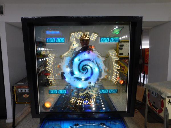 Pinball Restorations, Gottlieb Black Hole