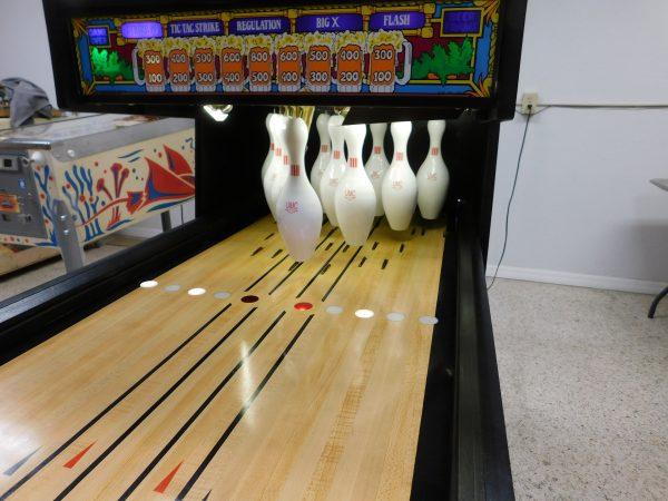 Pinball Restorations, Williams Shuffle Inn Deluxe