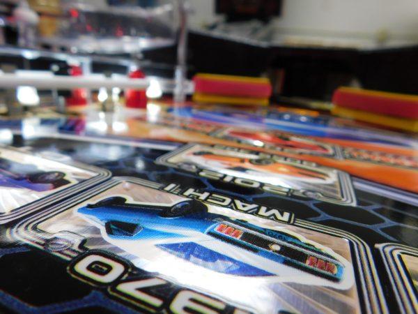Pinball Restorations, Williams Stern Mustang