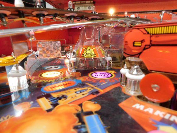 Pinball Restorations, Gottlieb Victory
