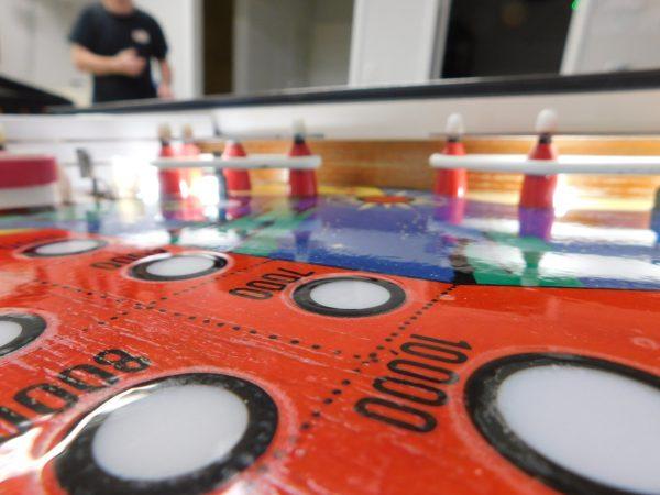 Pinball Restorations, Williams Space Odyssey