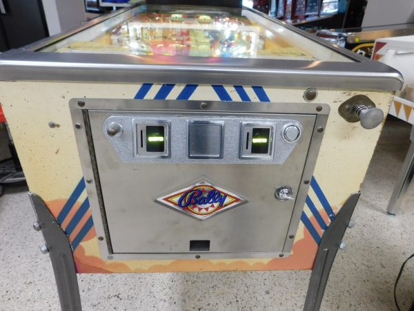 Pinball Restorations, Bally Bon Voyage