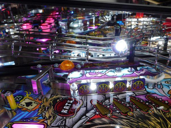 Pinball Restorations, Stern Aerosmith Pro