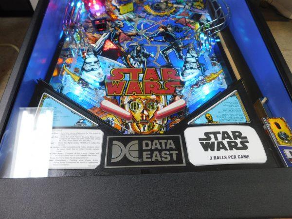 Pinball Restorations, Data East Star Wars