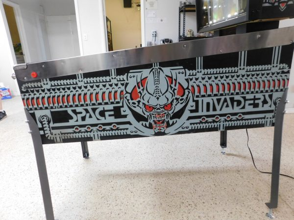 Pinball Restorations, Bally Space Invaders
