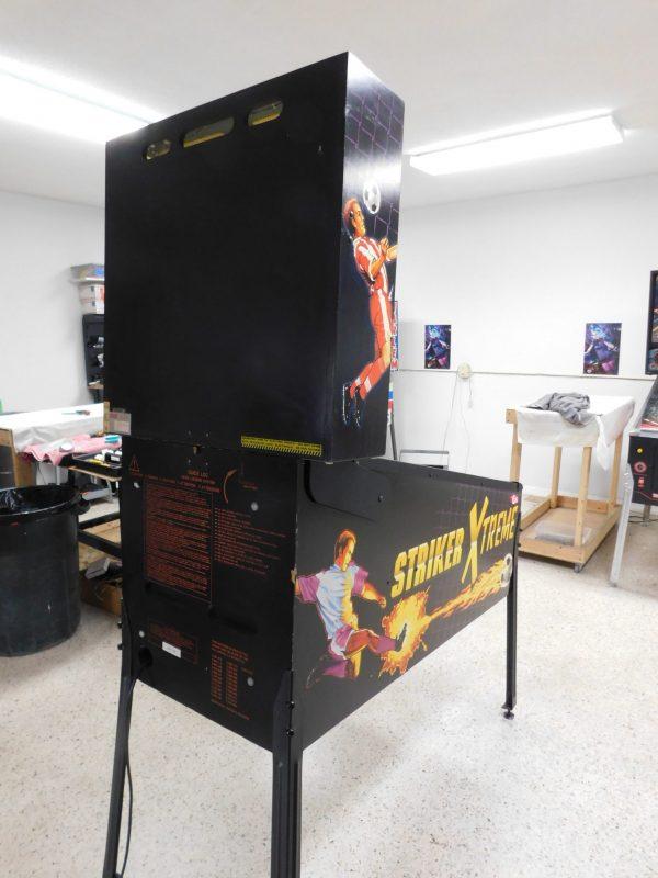 Pinball Restorations, Stern Striker Xtreme