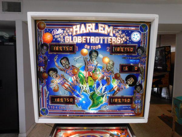 Pinball Restorations, Bally Harlem Globetrotters