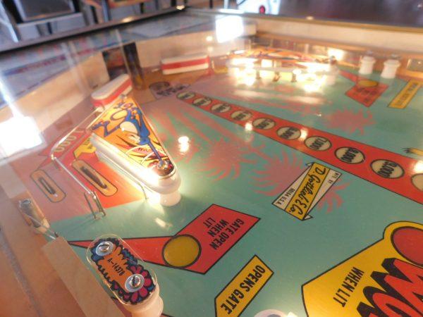 Pinball Restorations, Gottlieb Jungle King