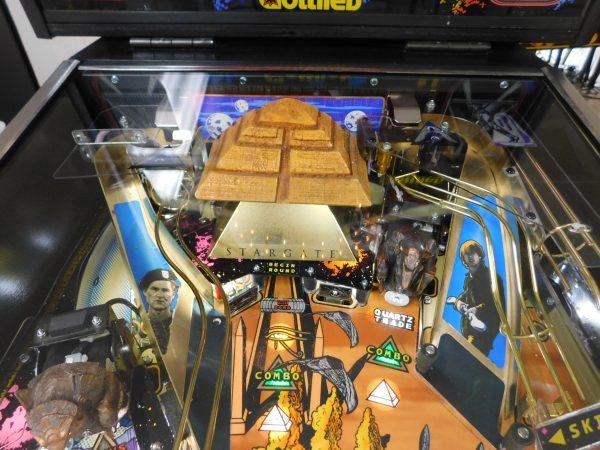 Pinball Restorations, Gottlieb Stargate
