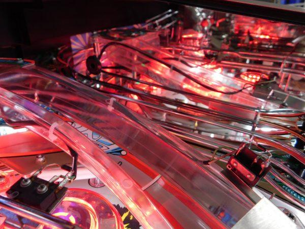 Pinball Restorations, Williams Terminator 2