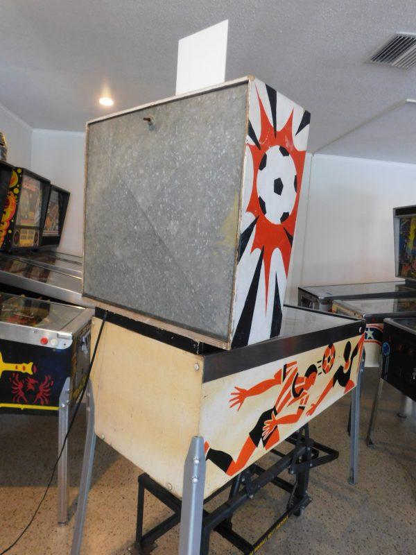 Pinball Restorations, Gottlieb Soccer