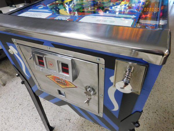 Pinball Restorations, Williams Time Warp