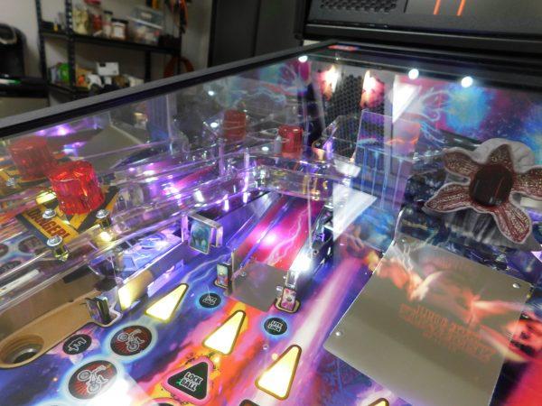 Pinball Restorations, Stern Netflix Stranger Things Pro