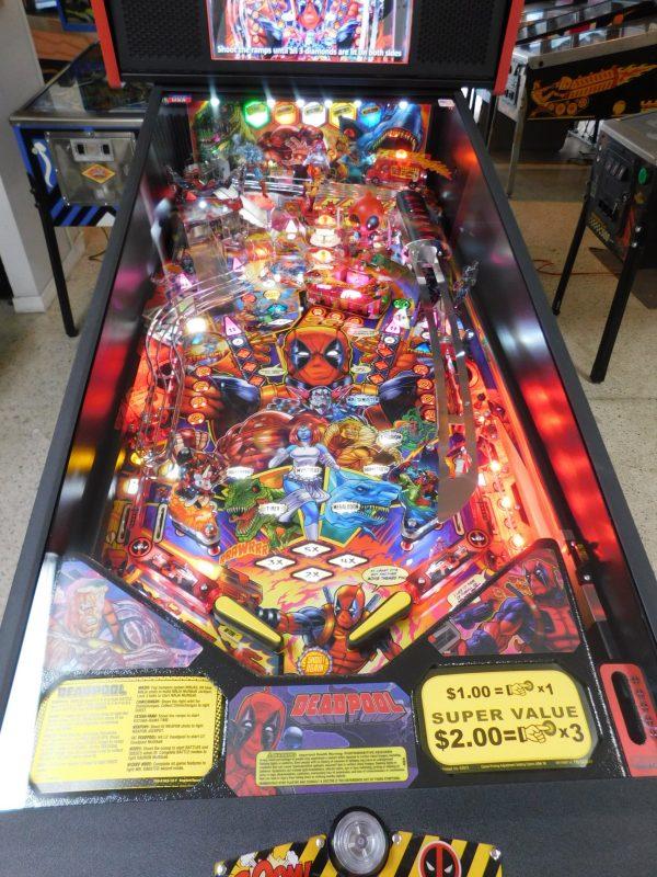 Pinball Restorations, Stern Dead Pool Pro
