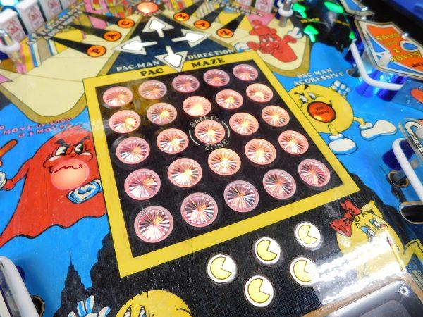 Pinball Restorations, Bally Mr & Mrs Pacman