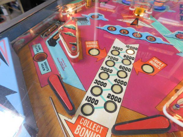 Pinball Restorations, Williams Super-Flite
