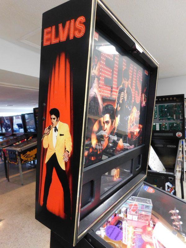 Pinball Restorations, Stern Elvis