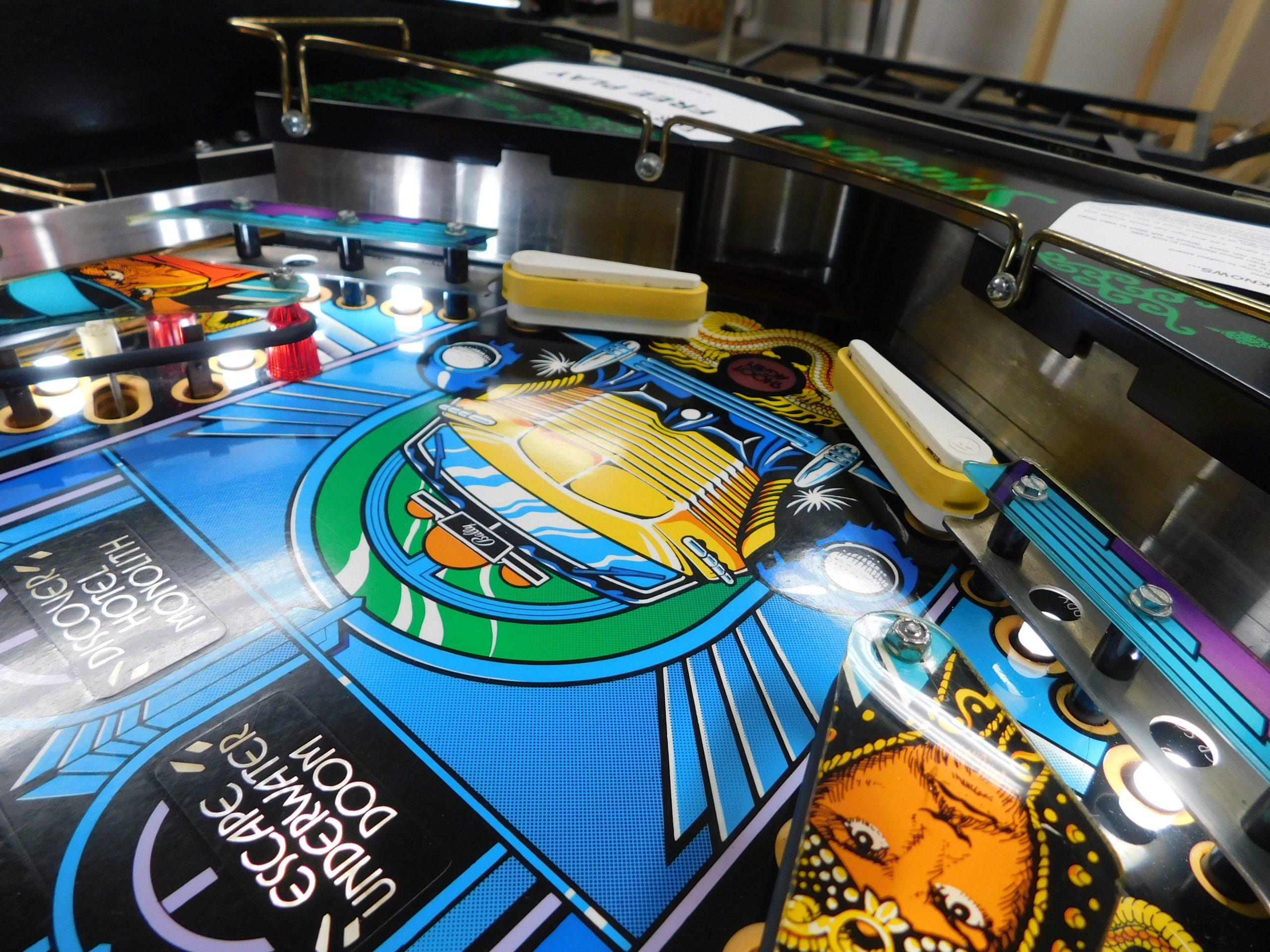 Pinball Restorations, Bally The Shadow