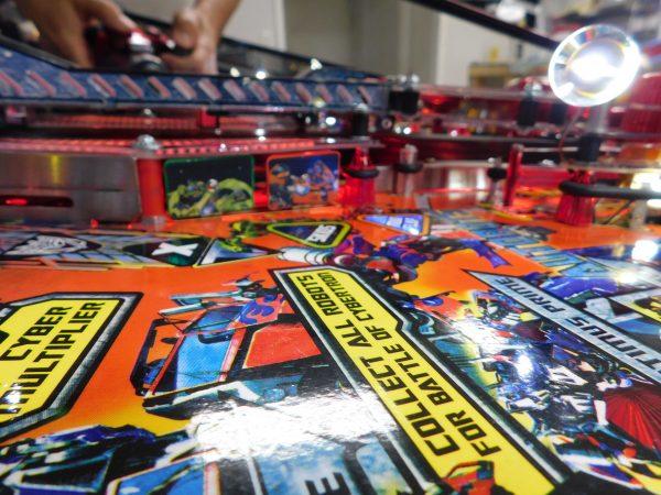 Pinball Restorations, Stern Transformers Limited Edition