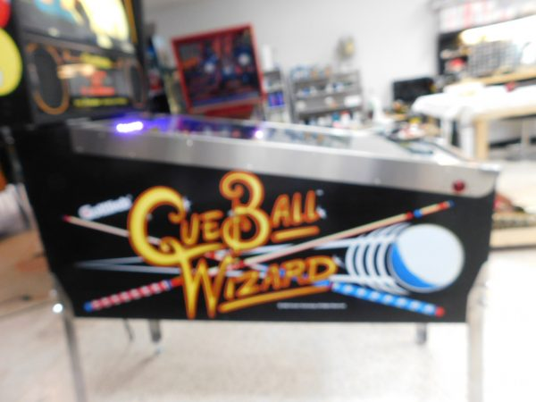 Gottlieb Cue Ball Wizard