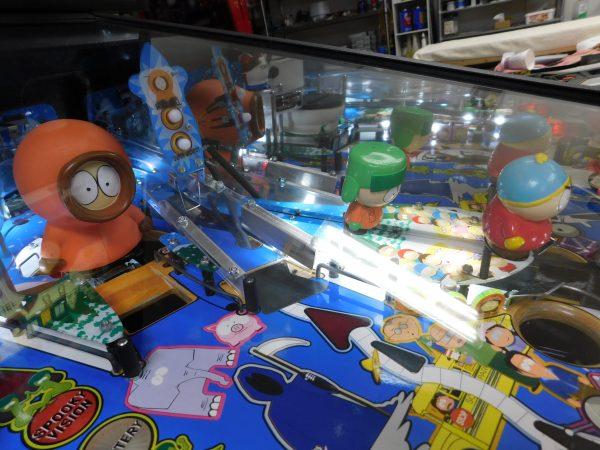 Pinball Restorations, Sega South Park
