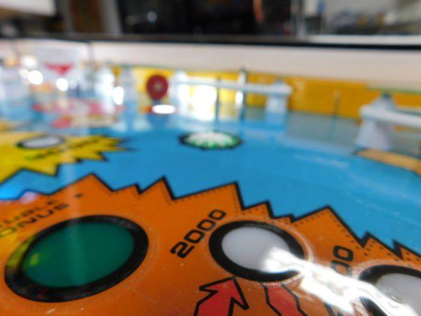 Pinball Restorations, Bally Knockout