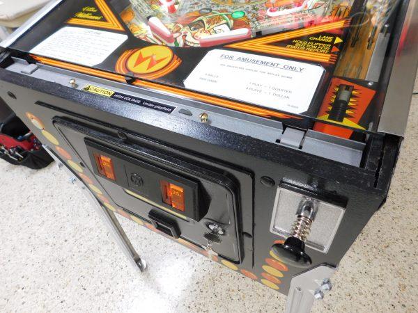 Pinball Restorations, Williams Cyclone