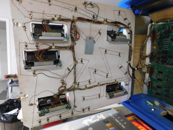 Pinball Restorations, Bally Star Trek