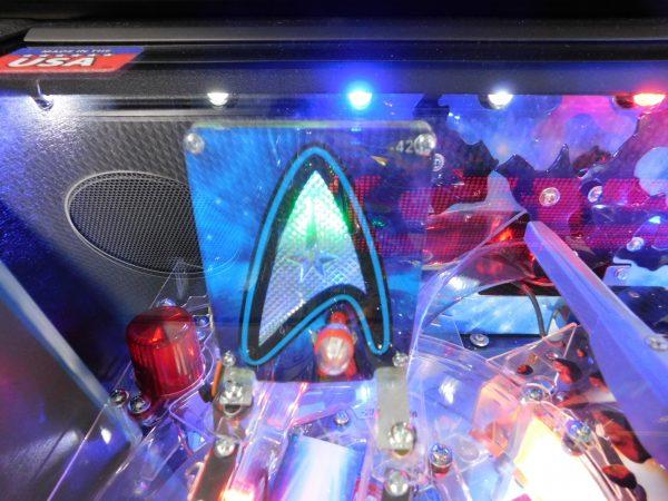 Pinball Restorations, Stern Star Trek Pro