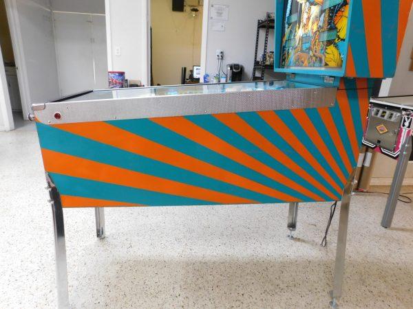Pinball Restorations, Gottlieb Amazon Hunt