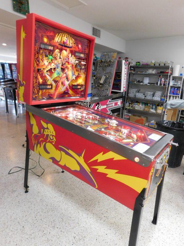 Pinball Restorations, Bally Viking