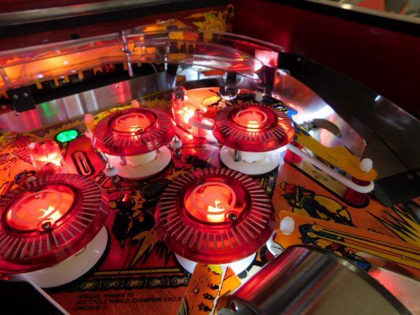 Pinball Restorations, Williams Road Kings