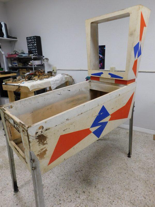 Pinball Restorations, Gottlieb Pop-A-Card