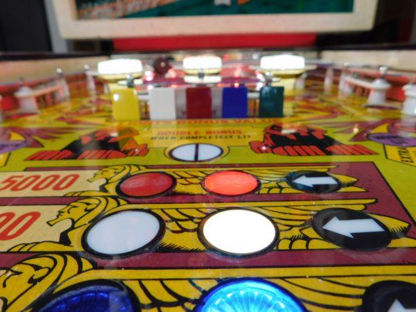 Pinball Restorations, Gottlieb Cleopatra