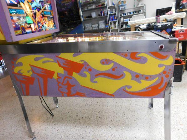 Pinball Restorations, Gottlieb Torch