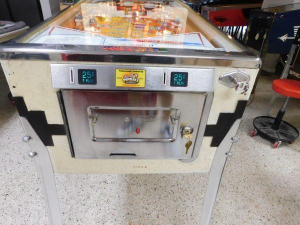 Pinball Restorations, Gottlieb Big Brave