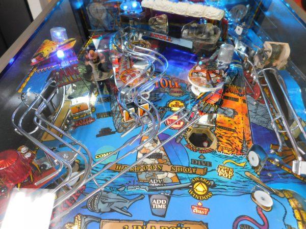 Pinball Restorations, Gottlieb Waterworld