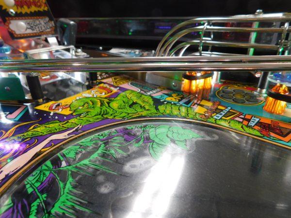 Pinball Restorations, Bally Creature from the black lagoon