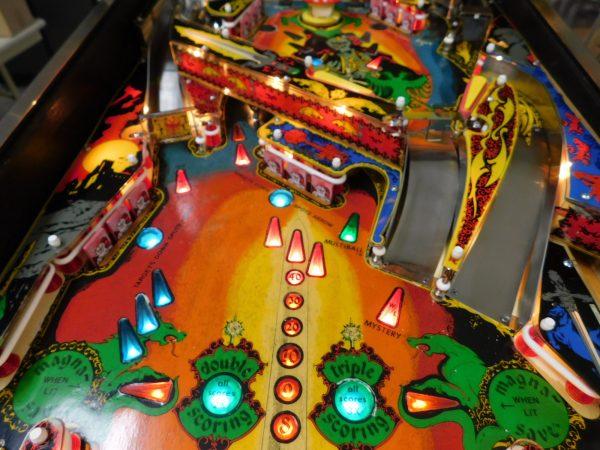 Pinball Restorations, Williams Black Knight