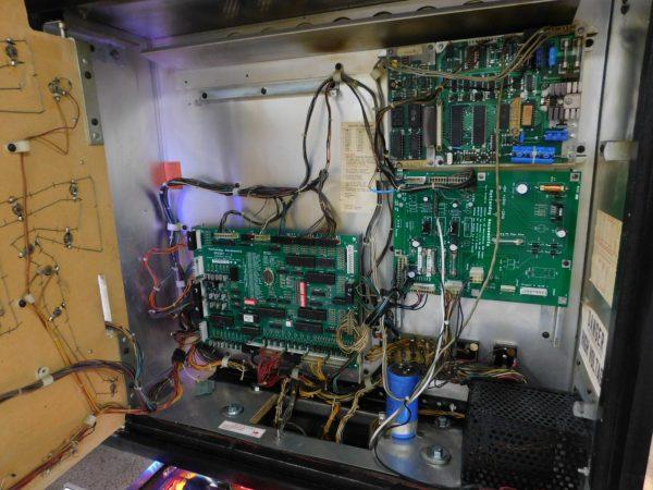 Pinball Restorations, Williams Firepower