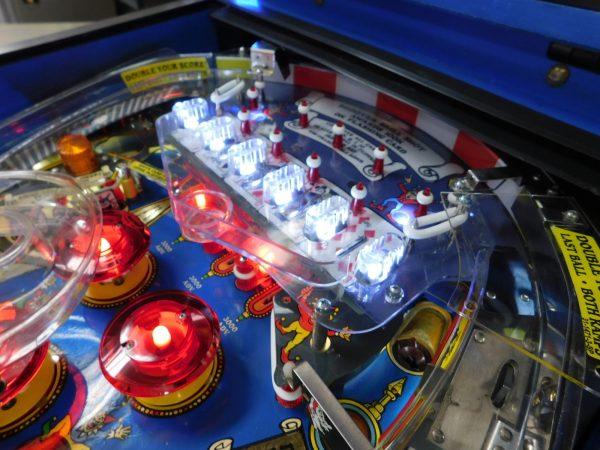 Pinball Restorations, Williams Jokerz