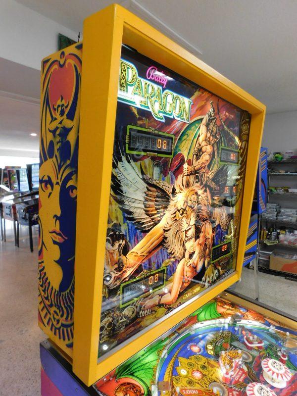 Pinball Restorations, Bally Paragon