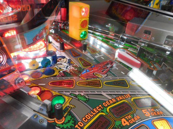 Pinball Restorations, Williams Getaway: High Speed II
