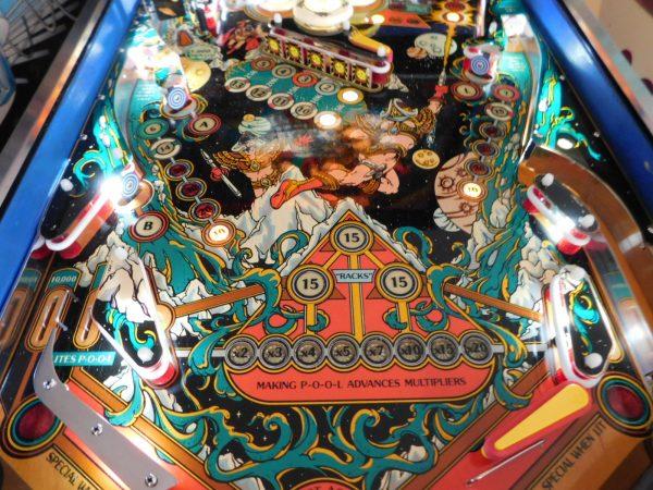 Pinball Restorations, Williams Laser Cue