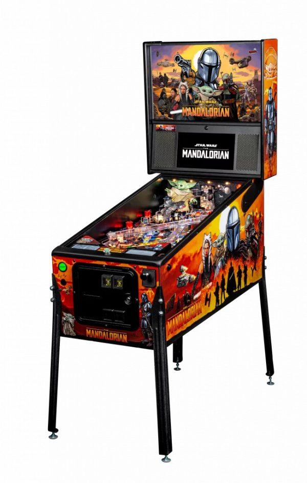 Pinball Restorations, Stern The Mandalorian