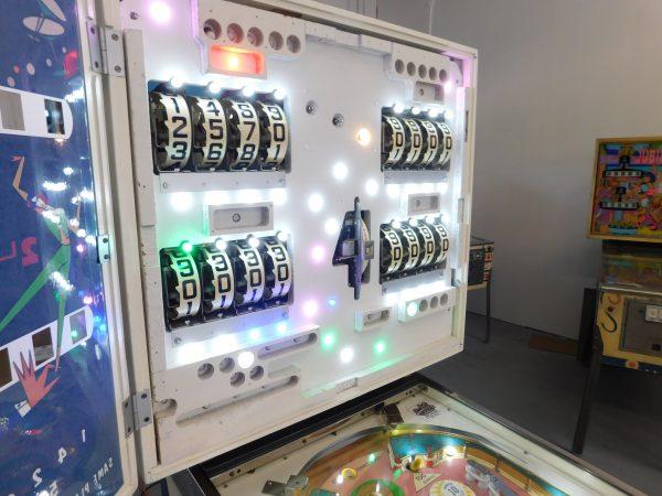 Pinball Restorations, Williams A-Go-Go